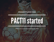 PACT11 started!