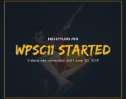 WPSC11 started!
