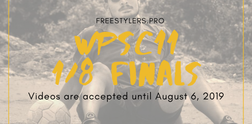 WPSC11 – 1/8 finals battles!