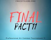PACT11, IACT2019 – FINAL round!