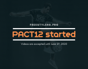 PACT12 started!