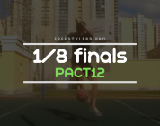 PACT12, IACT2020 – 1/8 finals battles!