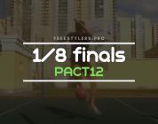 PACT12, IACT2020 – 1/8 finals battles!