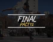 PACT12, IACT2020 – FINAL round!