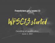WPSC13 started!