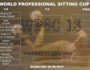 WPSC13 – 1/8 finals battles!